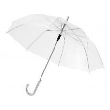 """Прозрачный зонт 23"""" полуавтомат"""