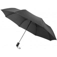 Складной полуавтоматический зонт Gisele 21 дюйм