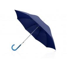 Зонт-трость механический с полупрозрачной ручкой